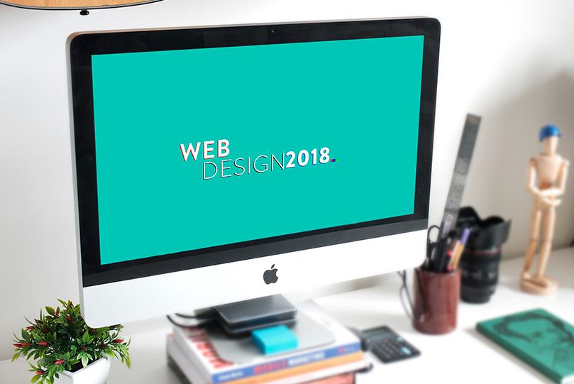 ¿Se vale todo? tendencias de diseño gráfico en 2018 para web